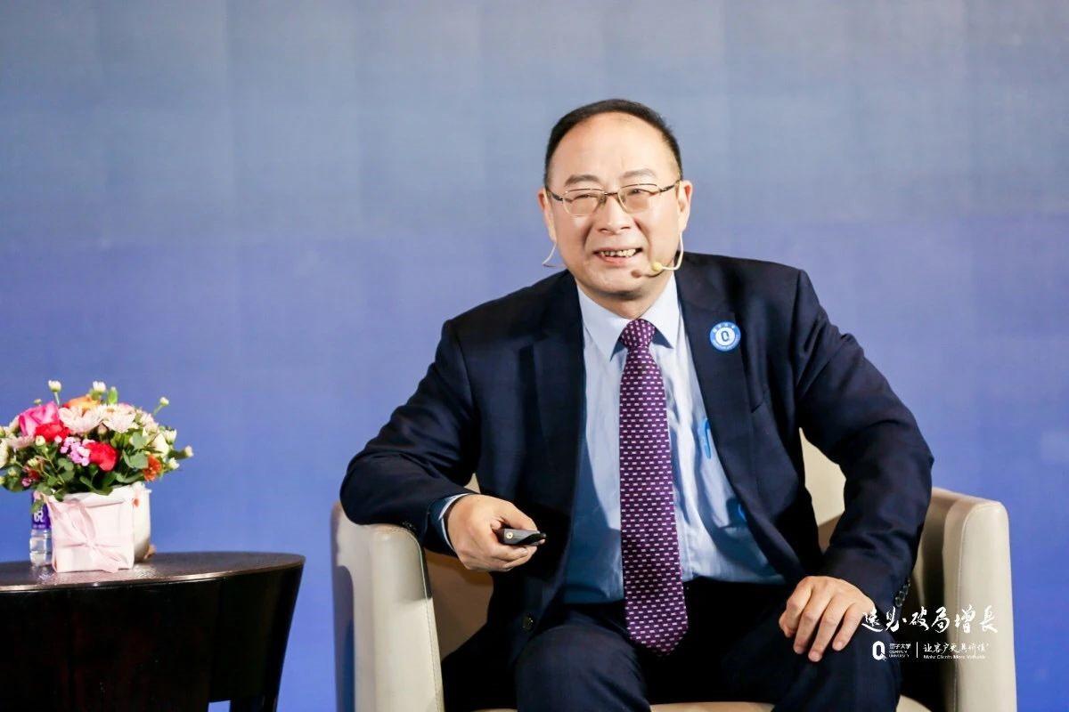 教育部长江学者、国际关系专家金灿荣老师